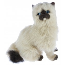 Himalayan Cat Toffee soft toy by Bocchetta Plush Toys
