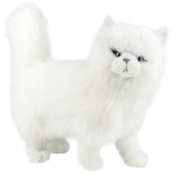 White Cat Vanilla plush toy by Bocchetta Plush Toys