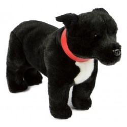 Staffordshire Bull Terrier Staffy Spike by Bocchetta Plush Toys