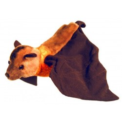Flying Fox Jett plush toy...