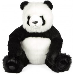 Panda Bear Chee Plush Stuffed Toy by Bocchetta Plush Toys