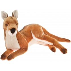 Kangaroo Red Tully by Bocchetta Toys