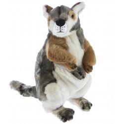 Wattle Rock Wallaby stuffed plush toy by Bocchetta Plush Toys