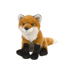 Red Fox Cuddlekins plush stuffed toy by Wild Republic