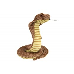 Snake Cobra Plush Stuffed Toy by Wild Republic