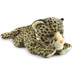Snow Leopard Plush Toy by Korimco.ONLY $7.95 POSTAGE AUST. WIDE