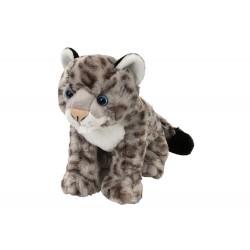 Snow Leopard Cuddlekins by Wild Republic
